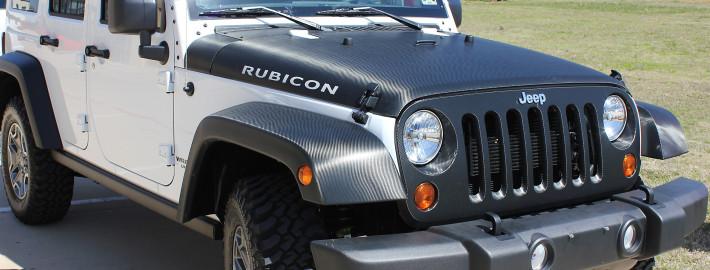 partial carbon fiber wrap