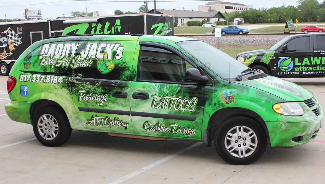 Personal Car Wraps Vehicle Wraps In Dallas Tx | Autos Post
