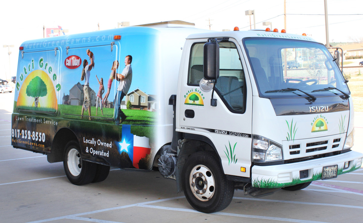 Truck Wraps Fort Worth Zilla Wraps