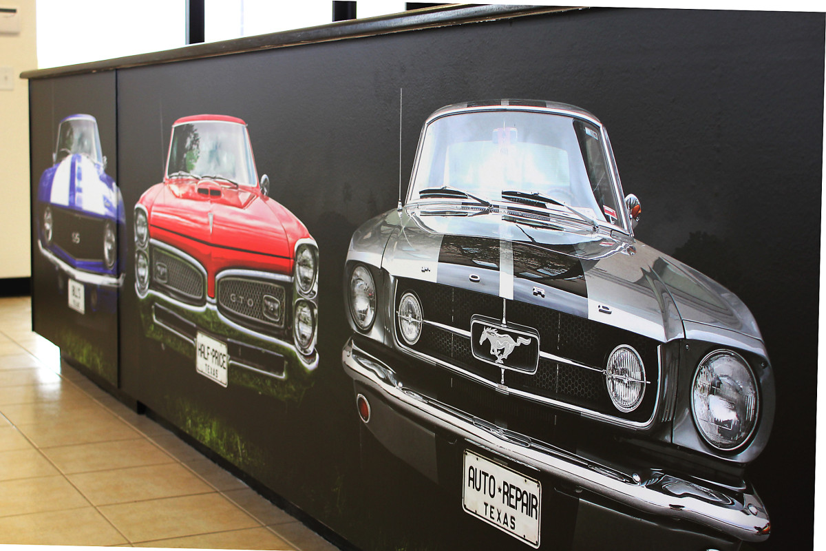 Window Graphics Wall Murals Zilla Wraps