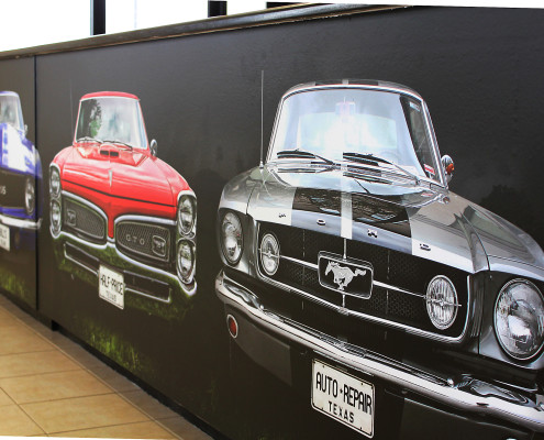 Photo collection car wallpaper murals for Car wallpaper mural
