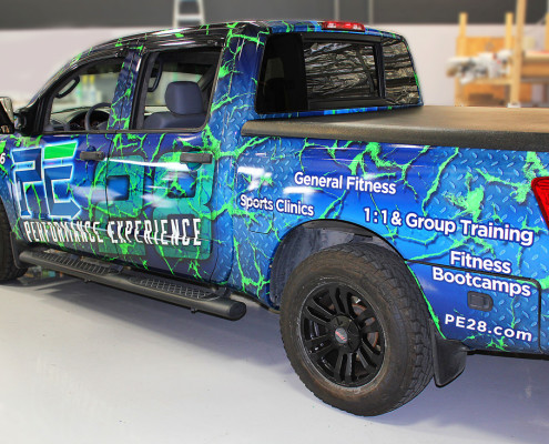 Truck Wraps Arlington TX
