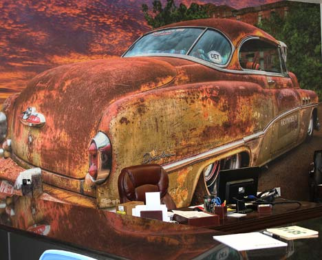 Wall Mural Fort Worth