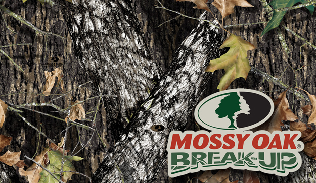Mossy Oak Break Up