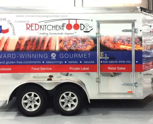 Trailer Wraps Fort Worth