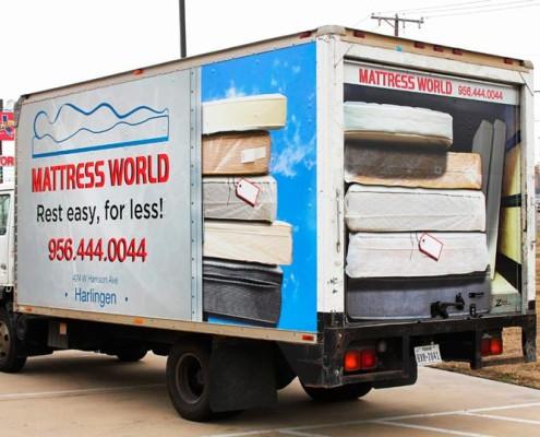 Box Truck Wrap Keller