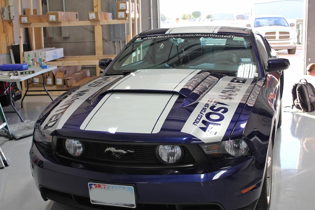 Racing Stripes Zilla Wraps