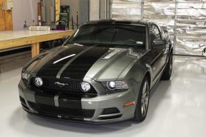 Custom Rally Stripes