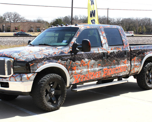 Truck Wraps Ft Worth