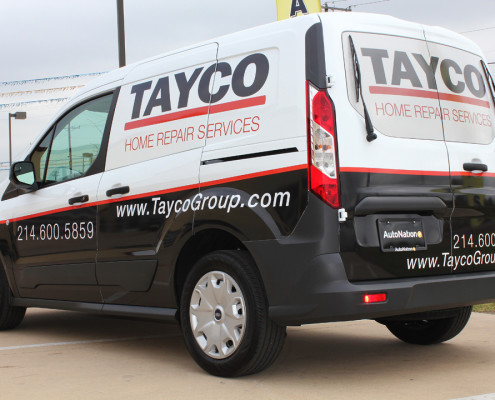 Van Wraps Dallas