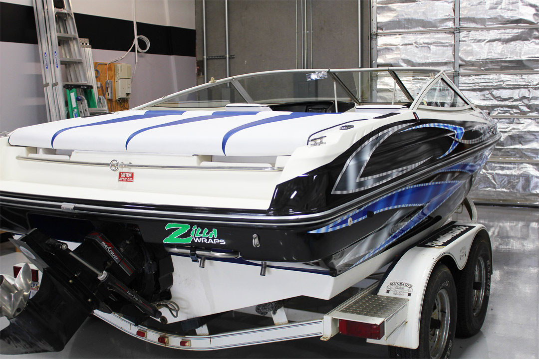 Boat Wraps DFW Zilla Wraps - Bayliner boat decalsgraphics forbayliner boat decals and graphics www