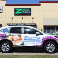 Advertising Car Wraps
