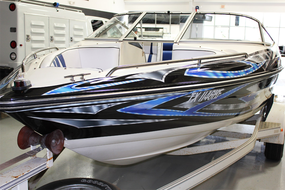 boat wrap dallas tx fort worth boat graphics - Boat Graphics Designs Ideas