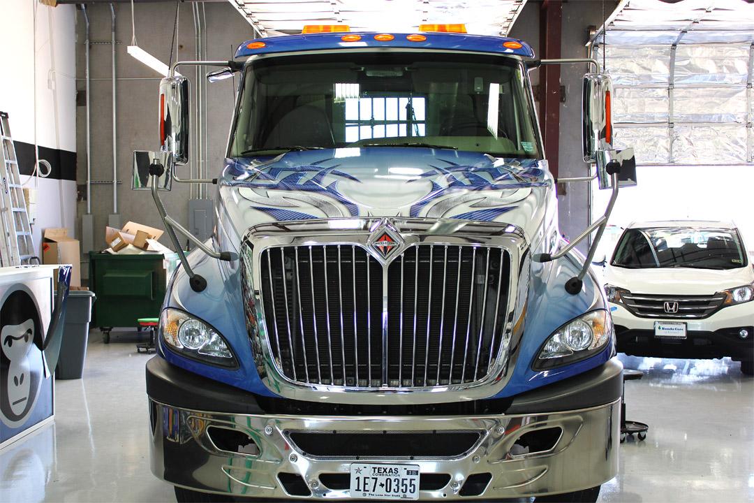 Semi Truck Wraps Dfw Zilla Wraps
