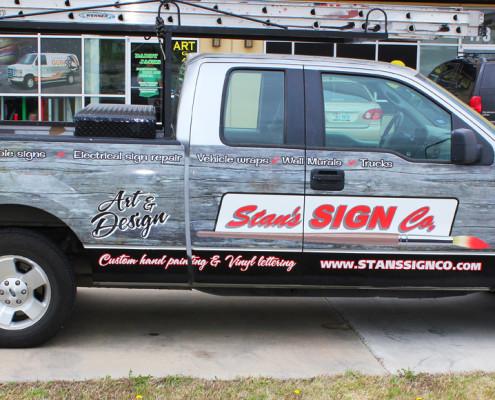 Vinyl Auto Truck Wraps Dallas