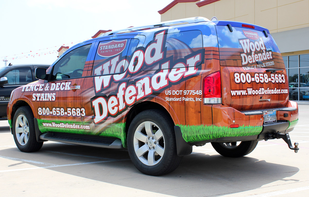 Dfw Business And Commercial Vehicle Wraps Zilla Wraps