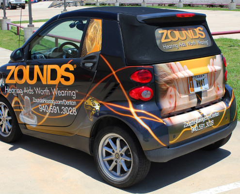 Dallas Car Wraps
