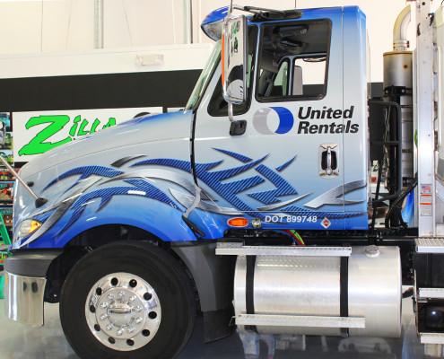 Dallas Semi Truck Wraps