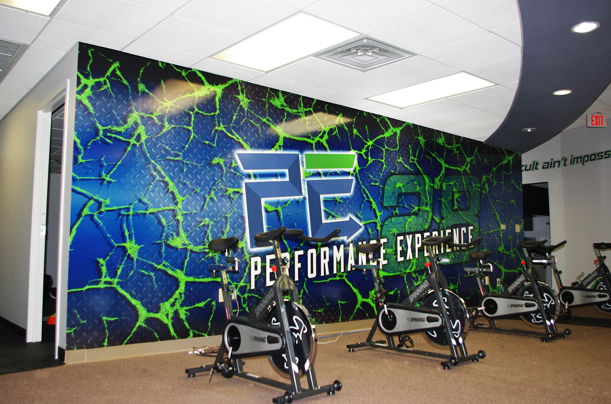 Custom wall murals dfw zilla wraps for Custom wall photo mural