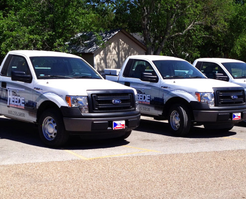Fort Worth Truck Wraps