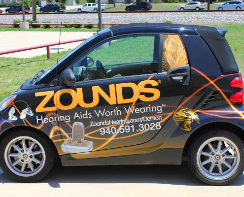 Smart Car Wraps Dallas