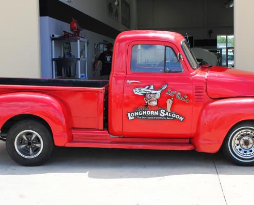Truck Graphics 55 Chevy