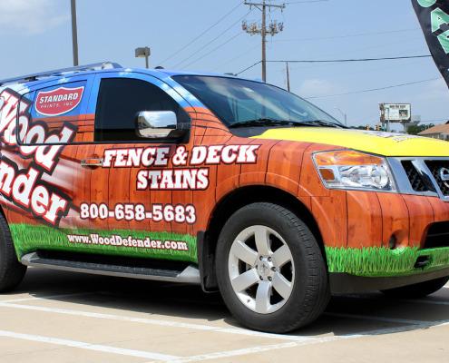 Zilla Wraps Car Wraps Dallas