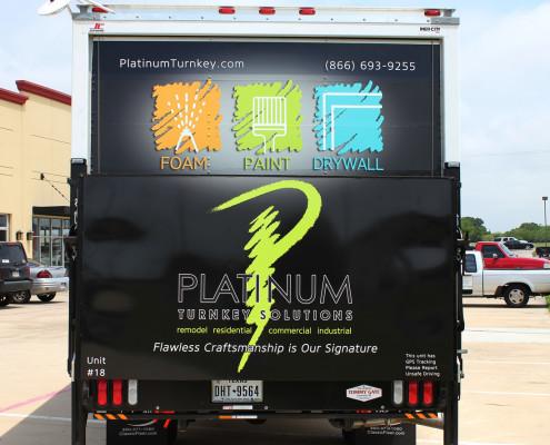 Box Truck Graphics Dallas