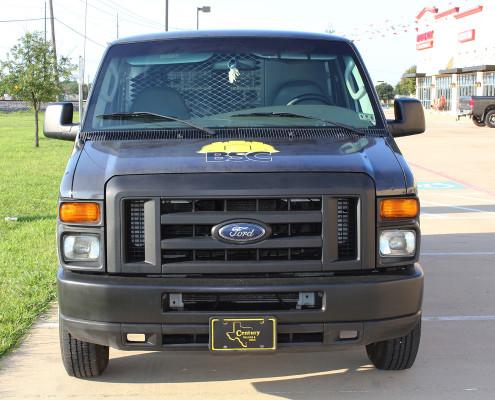 Ford Van Wrap Dallas