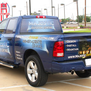 Fort Worth Vehicle Wraps