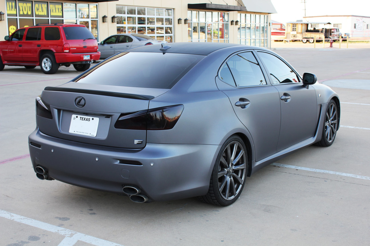 Matte Grey Car >> Matte Gray Metallic Car Wrap Dallas Zilla Wraps