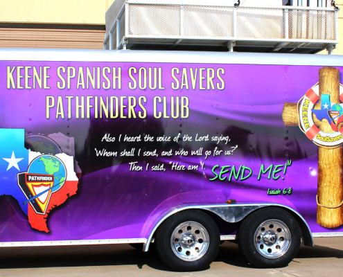 Keene Spanish Soul Savers Trailer