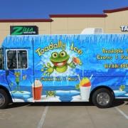 Zilla Wraps Food Truck Wraps