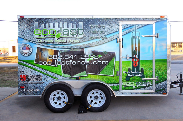 Advertising Wraps Fort Worth