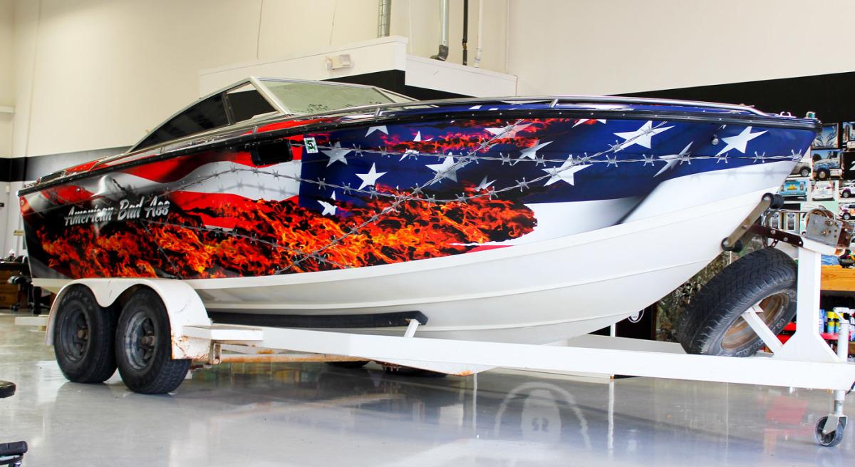 Graphics For American Flag Boat Graphics Wwwgraphicsbuzzcom - Boat decalsamerican flag boat decals usa flag boat graphics xtreme digital