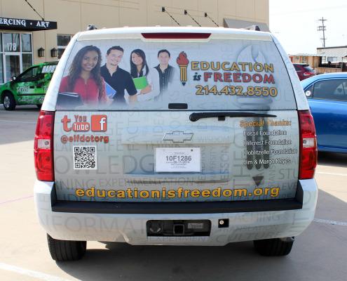 Auto Wraps Dallas