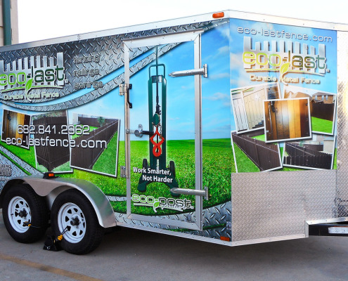 Zilla Wraps Advertising Wraps Fort Worth