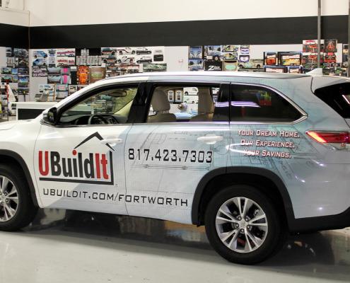 Zilla Wraps Car Wrap Advertising