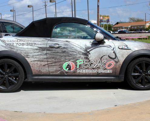 Zilla Wraps Car Wraps Fort Worth