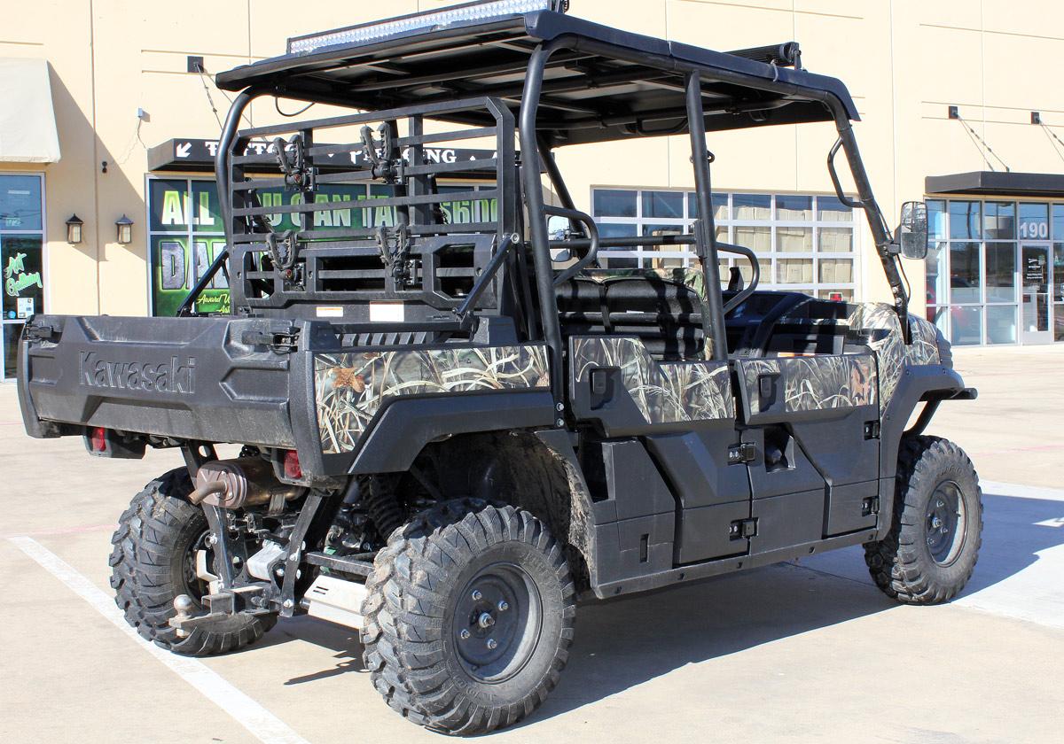 ATV Wraps Fort Worth Texas
