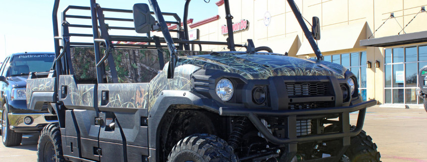 Camo Wraps for ATV Fort Worth