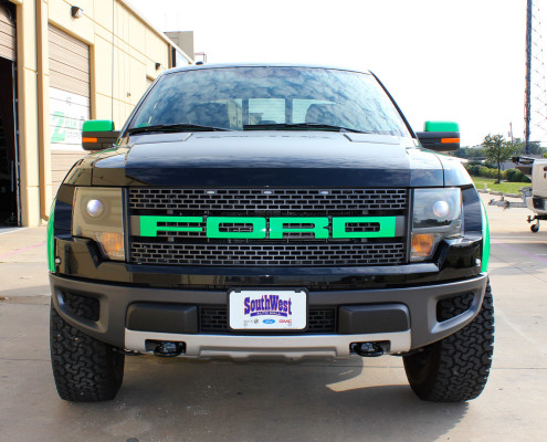 Ford Cool Vinyl Truck Graphics