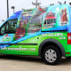 Fort Worth Ford Transit Wrap