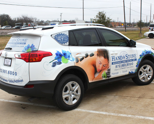 Dallas Fort Worth Advertising Wraps Zilla Wraps