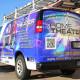 Partial Van Wraps Fort Worth