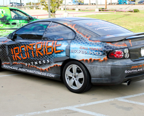 Southlake Cool Car WRaps