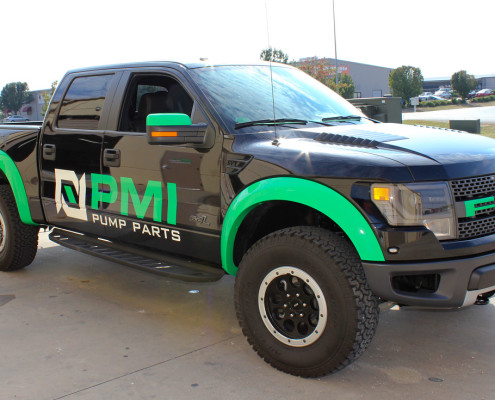 Cool Vinyl Truck Graphics Dallas Zilla Wraps