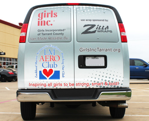 Vinyl Van Graphics Dallas