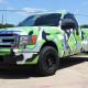 Urban Camo Truck Wraps
