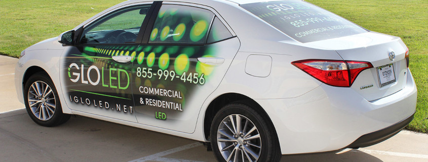 Zilla Wraps Partial Car Wraps
